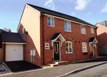 Thumbnail 3 bed semi-detached house to rent in Brett Young Close, Halesowen