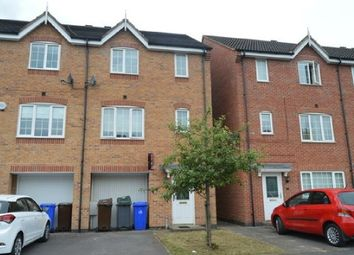 Thumbnail 4 bed town house for sale in Godwin Way, Trent Vale, Stoke-On-Trent