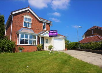 Thumbnail 4 bedroom detached house for sale in Wrath Close, Turton Heights, Bradshaw, Bolton