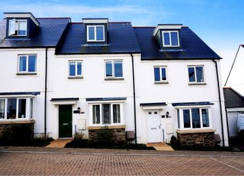 3 bed town house for sale in Gedon Way, Bodmin PL31