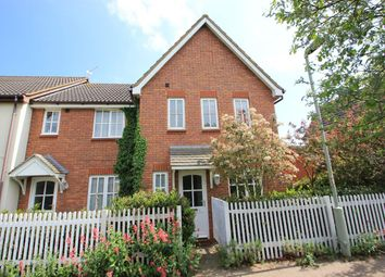 Thumbnail 3 bed end terrace house to rent in Baden Powell Walk, Kesgrave, Ipswich