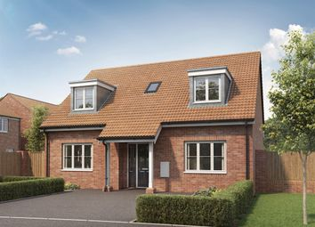 "Thumbnail 3 bedroom detached house for sale in ""The Oakley"" at Mortimers Lane, Fair Oak, Eastleigh"