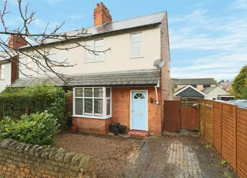 Thumbnail 3 bed semi-detached house for sale in Carlton Road, Carlton, Nottingham
