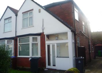 Thumbnail 4 bedroom property to rent in Lees Hall Crescent, Fallowfield, Manchester
