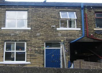 Thumbnail 2 bed terraced house to rent in Dirkhill Street, Bradford