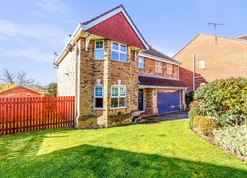 Thumbnail 4 bed detached house for sale in Briery Meadows, Hemingfield, Barnsley