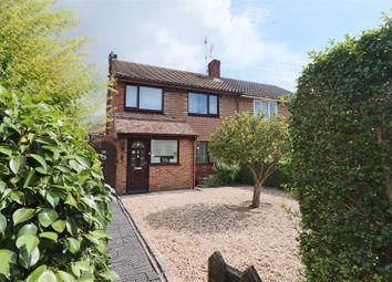 3 bed semi-detached house for sale in Rosemary Lane, Blackwater, Camberley GU17