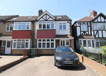 Thumbnail 4 bed end terrace house for sale in Church Hill Road, North Cheam, Sutton