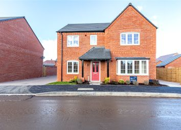 Thumbnail 4 bed detached house for sale in Cherry Orchard, Ombersley Road, Worcester, Worcestershire