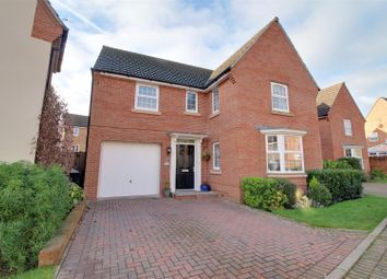 Thumbnail 4 bed detached house for sale in The Ryelands, Newent