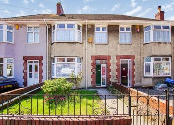 Thumbnail 3 bed terraced house for sale in Batten Road, Bristol