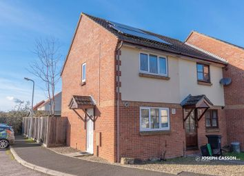 Thumbnail 2 bed end terrace house for sale in Loxleigh Gardens, Bridgwater