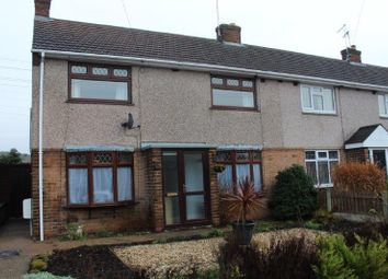 Thumbnail 3 bed end terrace house for sale in Burlington Drive, Mansfield