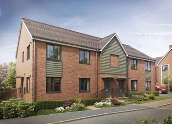 Thumbnail 1 bed flat for sale in Plot 268 Casimir Court, Bramshall Meadows, Bramshall, Uttoxeter