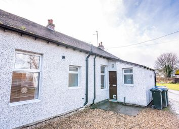 Thumbnail 1 bed semi-detached bungalow for sale in The Crescent, Luncarty, Perth