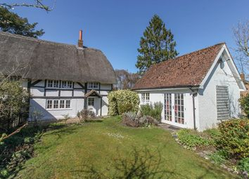 Thumbnail 1 bed cottage for sale in Hurstbourne Tarrant, Andover, Hampshire