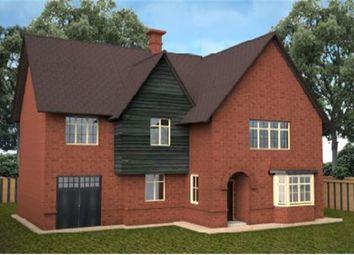 Thumbnail 4 bedroom detached house for sale in Ladbroke Grove, Monkston Park, Milton Keynes
