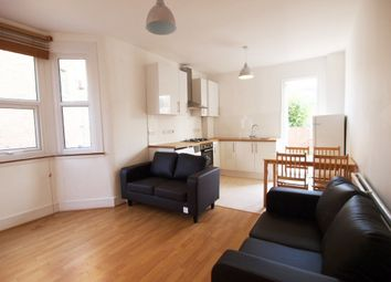 Thumbnail 4 bed flat to rent in Hermitage Road, Manor House