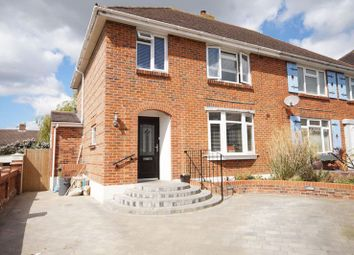 Thumbnail 3 bed semi-detached house for sale in Masefield Avenue, Poet's Corner