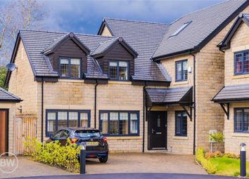 Thumbnail 6 bed detached house for sale in Rowan Meadows, Leigh, Lancashire