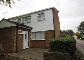 Thumbnail 3 bed end terrace house for sale in Bromley Gardens, Houghton Regis, Dunstable
