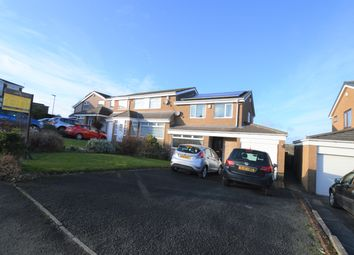 Thumbnail 3 bedroom semi-detached house to rent in Cherry Grove, Prudhoe