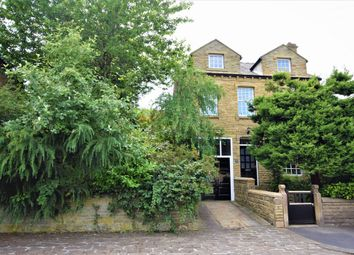 Thumbnail 5 bedroom detached house for sale in Moor End Road, Lockwood, Huddersfield