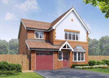 Thumbnail 4 bed detached house for sale in The Bala, Plot 34 Audlem Road, Audlem, Cheshire