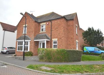 Thumbnail 4 bed link-detached house to rent in The Walkway, Angmering, West Sussex