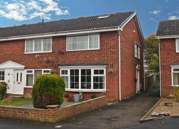 Thumbnail 3 bed semi-detached house for sale in Riversdale, Haxby, York