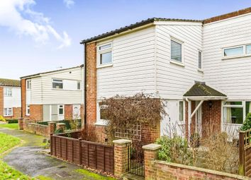 Thumbnail 3 bed terraced house for sale in Pitcairn Close, Basingstoke
