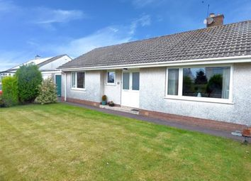 Thumbnail 3 bed detached bungalow for sale in Millfields, Beckermet, Cumbria
