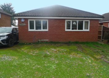 Thumbnail 3 bedroom detached bungalow for sale in Chapel Road, Beighton, Norwich