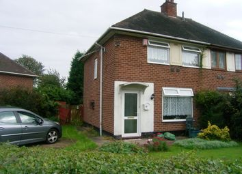 Thumbnail Semi-detached house to rent in Wychbold Crescent, Birmingham