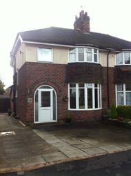Thumbnail 3 bed semi-detached house to rent in 14 Gilman Avenue, Baddeley Green, Stoke On Trent