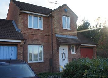 Thumbnail 4 bed semi-detached house to rent in Grace Avenue, Oldbrook, Milton Keynes
