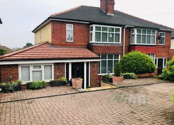 Thumbnail 4 bed semi-detached house to rent in Broom Lane, Rotherham