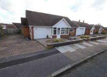 Thumbnail 3 bed detached bungalow for sale in Marmion Drive, Birmingham, West Midlands