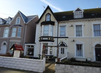 Thumbnail 8 bed semi-detached house for sale in Conwy Street, Rhyl