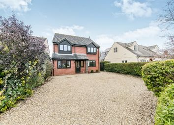 Thumbnail 4 bed detached house for sale in Heath Road, Bradfield, Manningtree