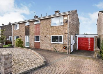 Thumbnail 3 bedroom semi-detached house for sale in Templars Way, Whitwick, Coalville