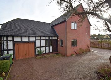 Thumbnail 4 bed detached house for sale in Main Road, Ombersley, Droitwich Spa, Worcestershire