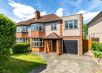 Thumbnail 5 bed semi-detached house for sale in Arundel Avenue, Sanderstead, Croydon