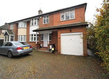 Thumbnail 4 bed semi-detached house for sale in Broke Farm Drive, Orpington