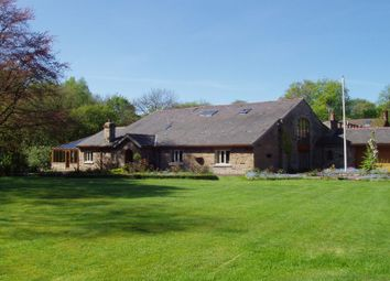 Thumbnail 4 bed barn conversion for sale in Arley Lane, Haigh, Wigan