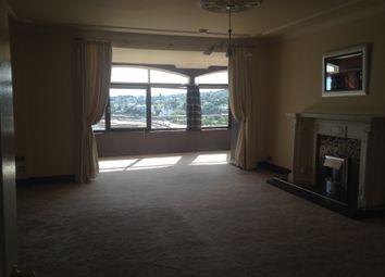 Thumbnail 4 bed flat to rent in Warren Road, Torquay