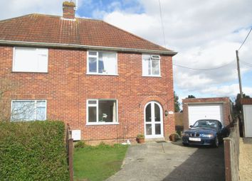 Thumbnail 3 bed semi-detached house for sale in Winston Drive, Yeovil