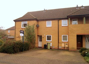 Thumbnail 2 bed terraced house to rent in Combe Martin, North Furzton, Milton Keynes