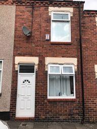 Thumbnail 2 bedroom terraced house for sale in Egerton Street, Shelton, Stoke-On-Trent