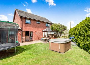 Thumbnail 4 bed detached house for sale in Louies Lane, Roydon, Diss
